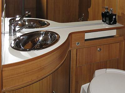 waschbeckenaustausch hymer b klasse seite 2 mobile. Black Bedroom Furniture Sets. Home Design Ideas